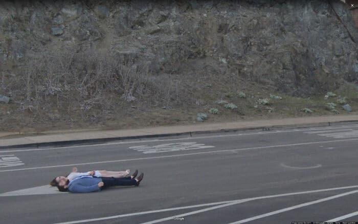 56 fotos engraçadas e interessante do Google Street View 14