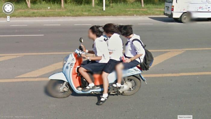 56 fotos engraçadas e interessante do Google Street View 18