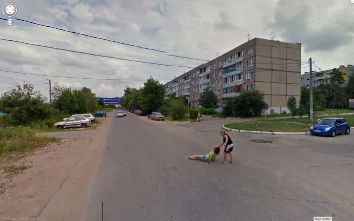 56 fotos engraçadas e interessante do Google Street View 19