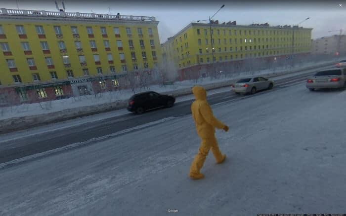 56 fotos engraçadas e interessante do Google Street View 23