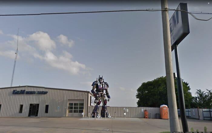 56 fotos engraçadas e interessante do Google Street View 28