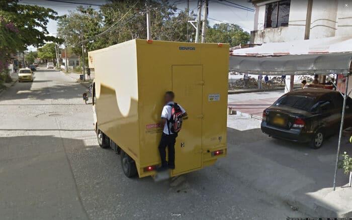 56 fotos engraçadas e interessante do Google Street View 35
