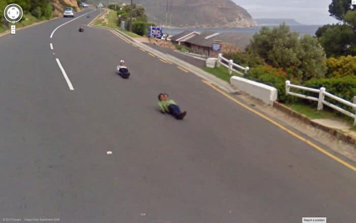56 fotos engraçadas e interessante do Google Street View 48