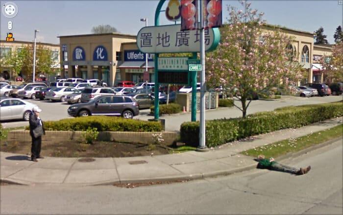 56 fotos engraçadas e interessante do Google Street View 53