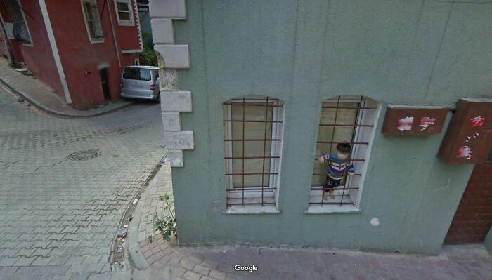 56 fotos engraçadas e interessante do Google Street View 55