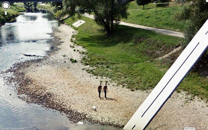 56 fotos engraçadas e interessante do Google Street View 10