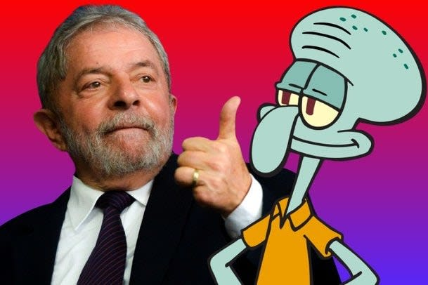 Quem disse isso, Lula ou Lula Molusco? 42