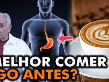 O que acontece com o corpo quando você toma café de estômago vazio? 37
