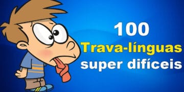 trava-línguas super difíceis
