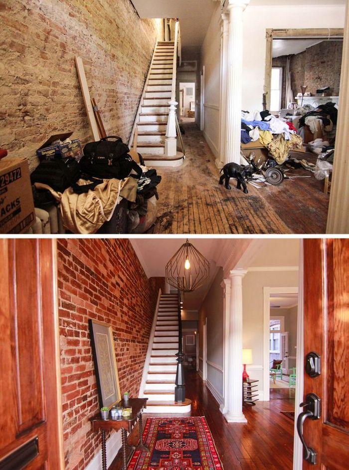 25 pessoas que reformaram a casa com as próprias mãos e arrasaram 5