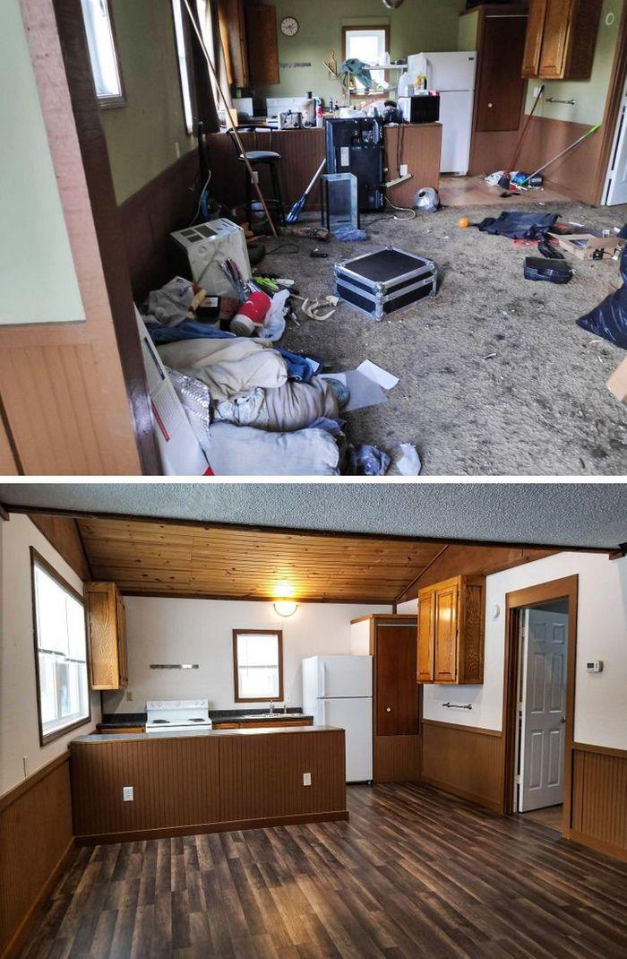25 pessoas que reformaram a casa com as próprias mãos e arrasaram 20