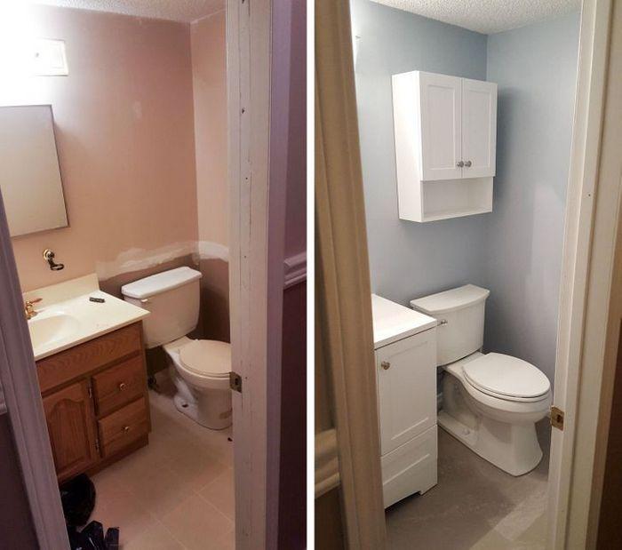 25 pessoas que reformaram a casa com as próprias mãos e arrasaram 22