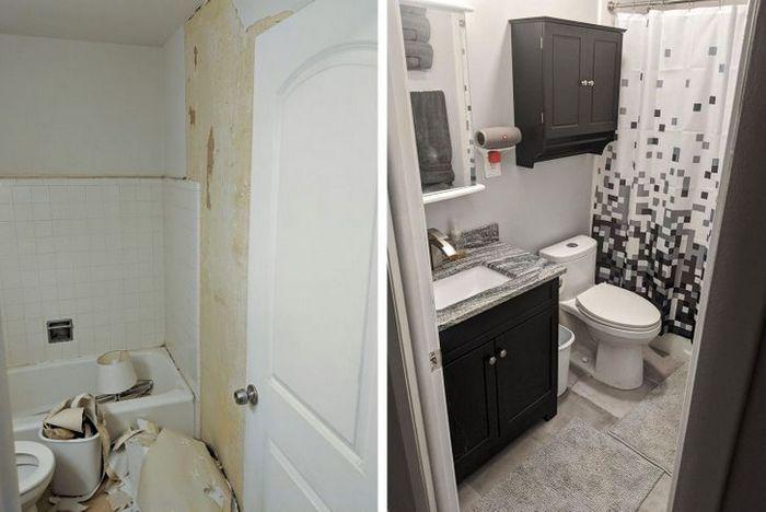 25 pessoas que reformaram a casa com as próprias mãos e arrasaram 23