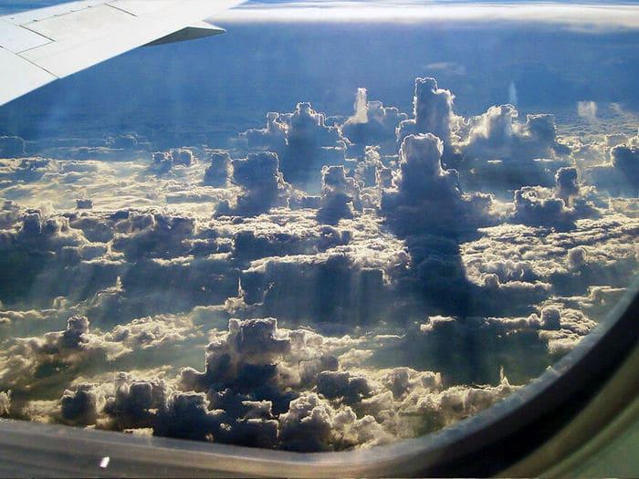 As pessoas foram desafiadas a criar nuvens no Photoshop (42 fotos) 2