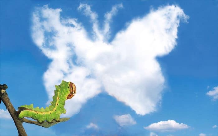 As pessoas foram desafiadas a criar nuvens no Photoshop (42 fotos) 7