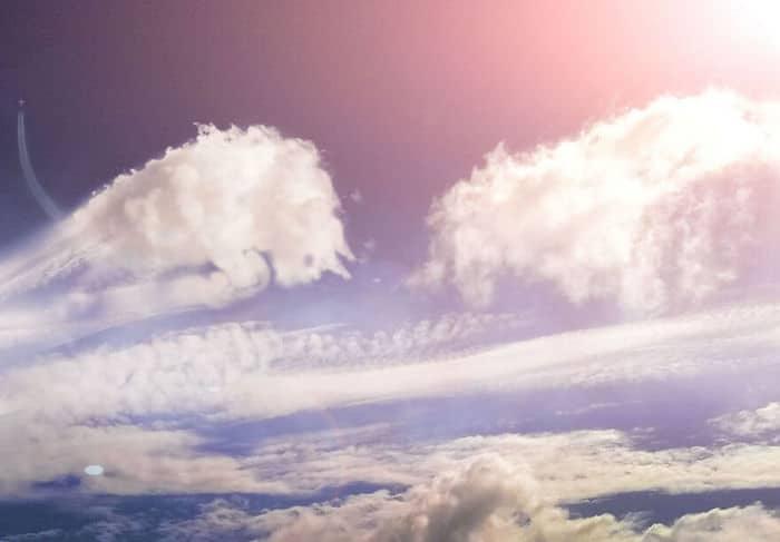As pessoas foram desafiadas a criar nuvens no Photoshop (42 fotos) 20