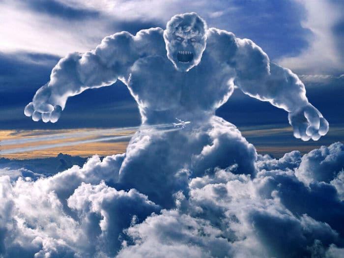 As pessoas foram desafiadas a criar nuvens no Photoshop (42 fotos) 21