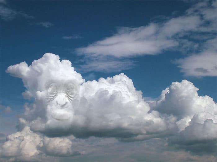 As pessoas foram desafiadas a criar nuvens no Photoshop (42 fotos) 31