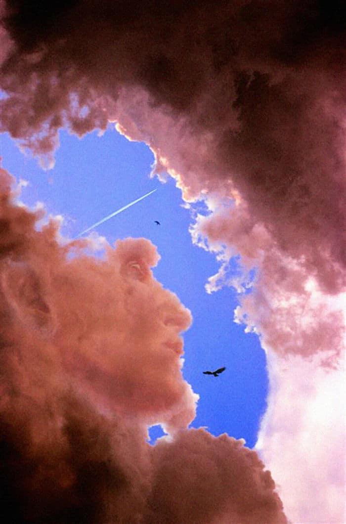 As pessoas foram desafiadas a criar nuvens no Photoshop (42 fotos) 33
