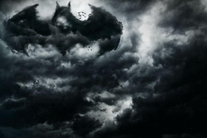 As pessoas foram desafiadas a criar nuvens no Photoshop (42 fotos) 36