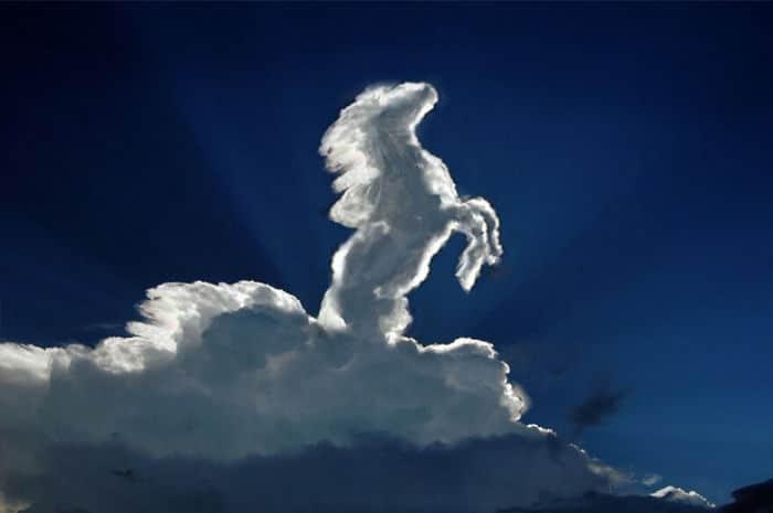 As pessoas foram desafiadas a criar nuvens no Photoshop (42 fotos) 38