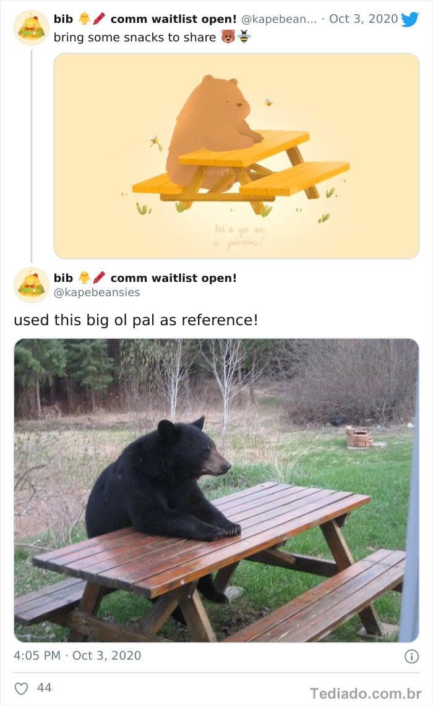 Bib transforma fotos engraçadas de animais em desenhos fofos 5