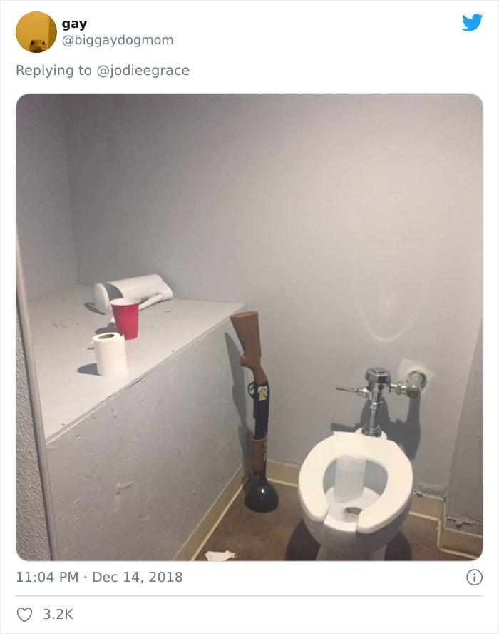 31 coisas estranhas nos banheiros dos rapazes 4