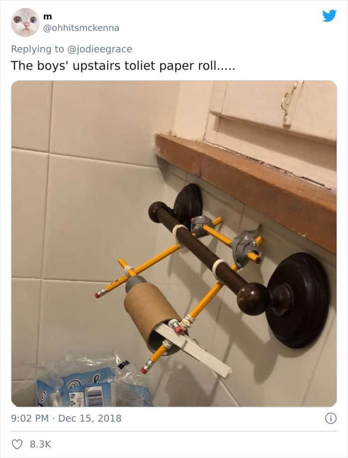 31 coisas estranhas nos banheiros dos rapazes 31