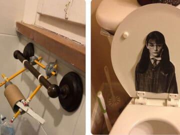 31 coisas estranhas nos banheiros dos rapazes 22