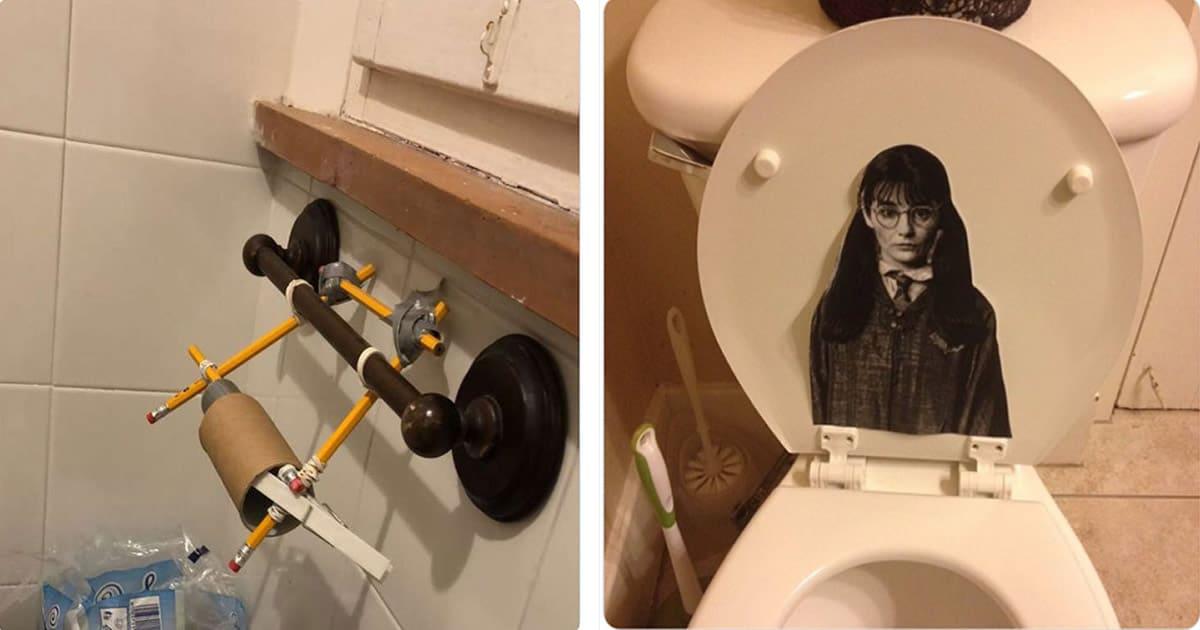31 coisas estranhas nos banheiros dos rapazes 2