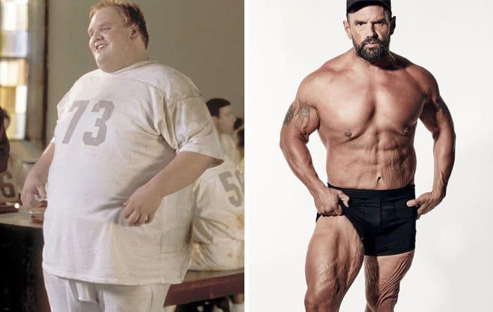 42 exemplos inspiradores de perda de peso que mostram o que a força de vontade e o trabalho árduo podem fazer 29