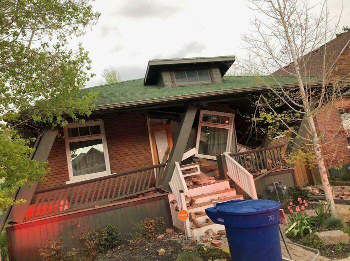 26 fotos de desastres domésticos de alguns dias ruins 3