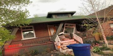 26 fotos de desastres domésticos de alguns dias ruins 11