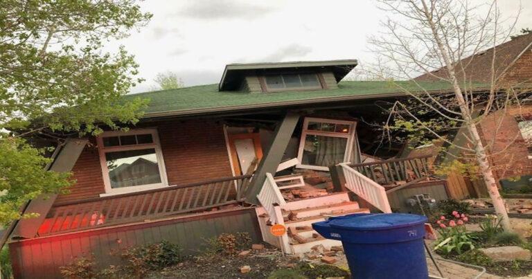26 fotos de desastres domésticos de alguns dias ruins 1