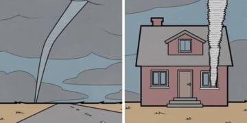 52 quadrinhos sarcásticos que você precisa ver duas vezes para entender 38