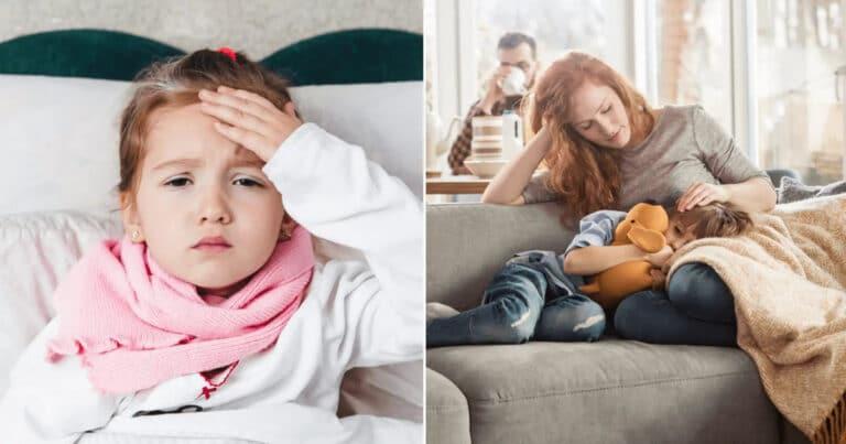 14 remédios caseiros para tratar crianças com febre 1