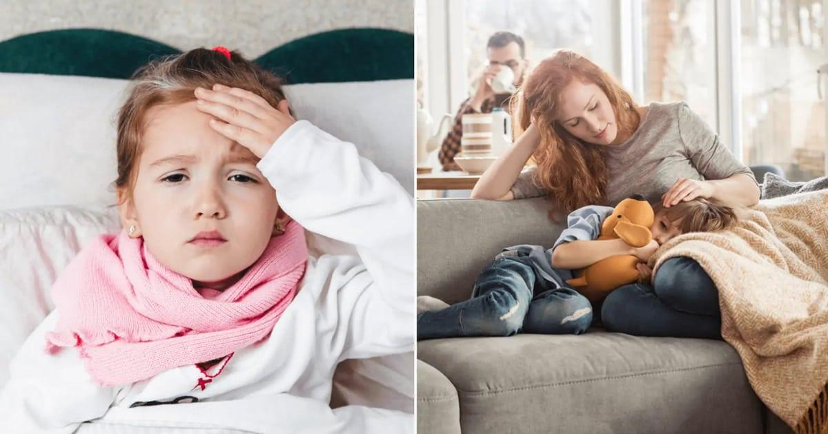 14 remédios caseiros para tratar crianças com febre 3