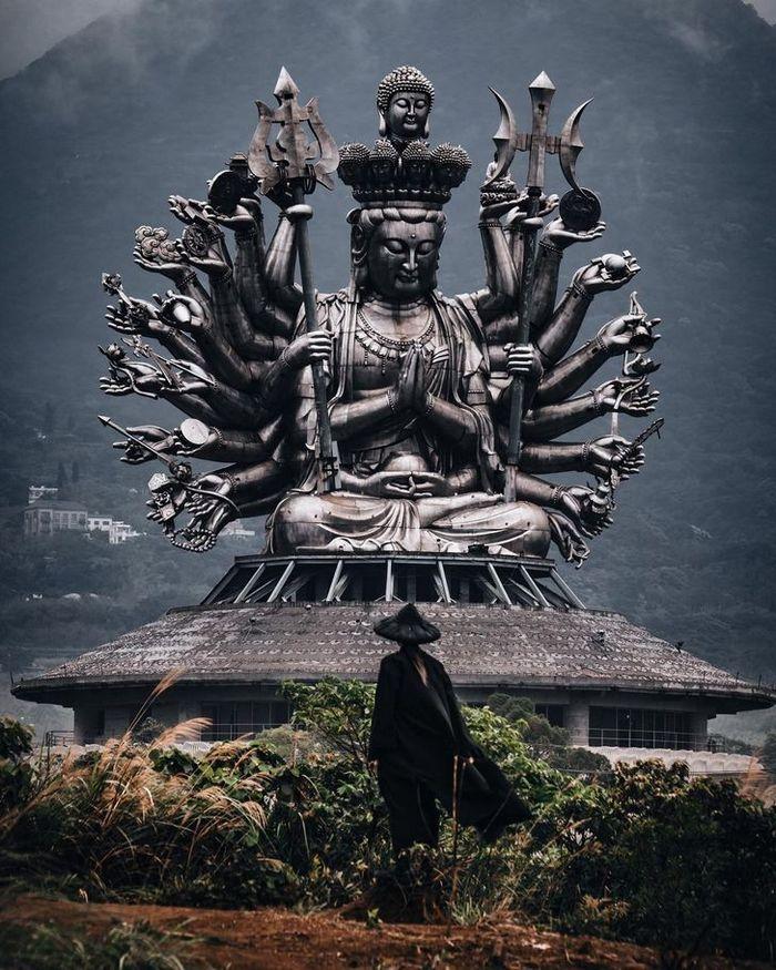 Um fotógrafo captura a beleza hipnotizantes da Ásia 7