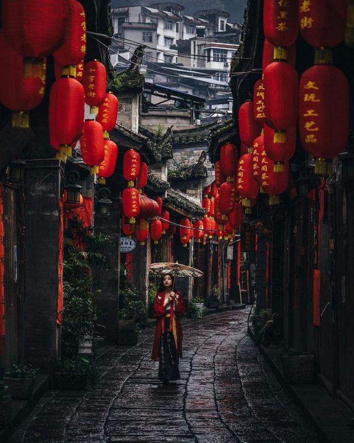 Um fotógrafo captura a beleza hipnotizantes da Ásia 14