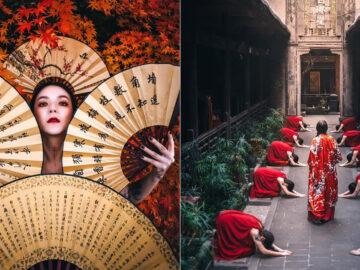 Um fotógrafo captura a beleza hipnotizantes da Ásia 42