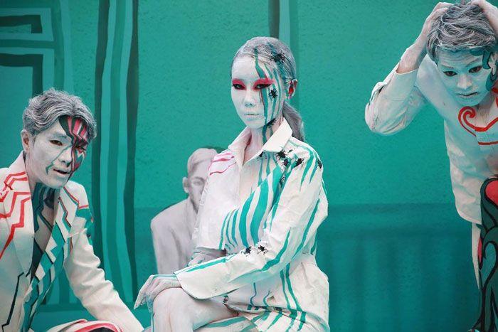 Artista cria ilusões óticas complexas em seu corpo e está bagunçando a mente das pessoas (31 fotos) 20