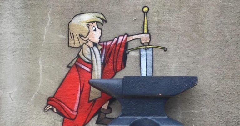 Artista criar grafites que interagem com os arredores (30 fotos) 1