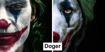 Artista recria pôsteres de filmes e substitui atores por gatos e cães (19 fotos) 6