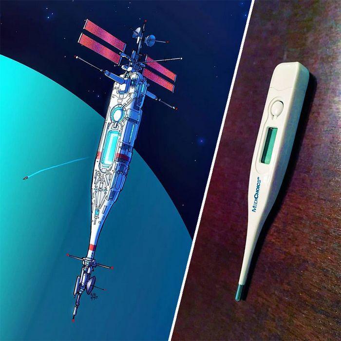 Artista transforma coisas do dia a dia em naves espaciais, e o resultado está fora deste mundo (23 fotos) 22