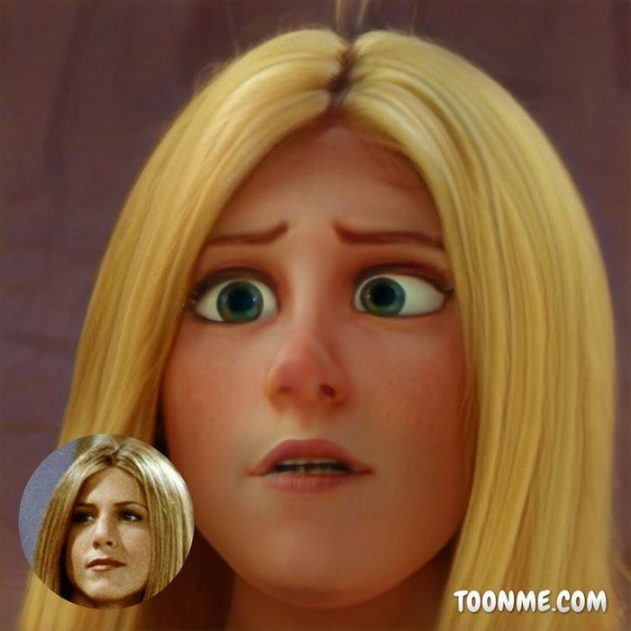 E se os atores de Friends fossem personagens de filme da Disney 7