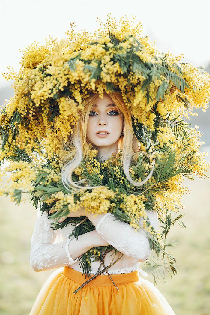 Criei uma sessão de fotos para mostrar a beleza da primavera (12 fotos) 2