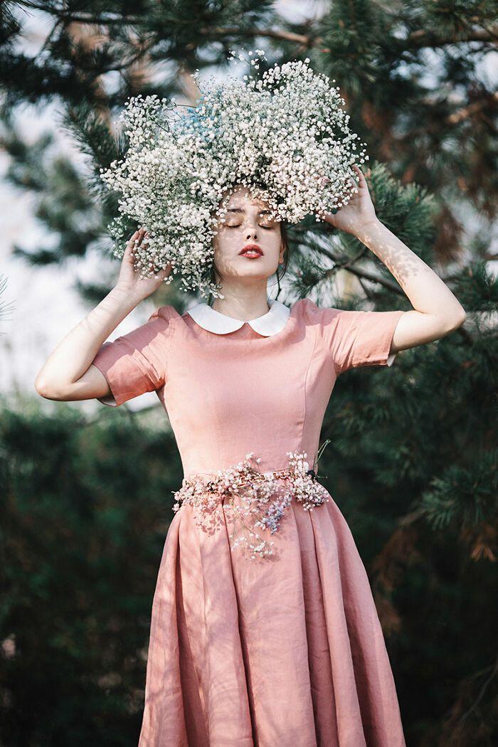 Criei uma sessão de fotos para mostrar a beleza da primavera (12 fotos) 10