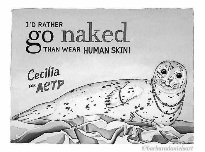Esta artista critica a maneira como tratamos nosso mundo com suas ilustrações instigantes (40 fotos) 21