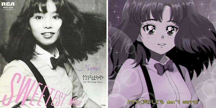 Este artista recria personagens populares em estilo de anime (60 fotos) 25