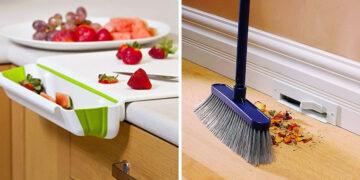 20 invenções aconchegantes e eficazes que todas as casas modernas precisa ter 10
